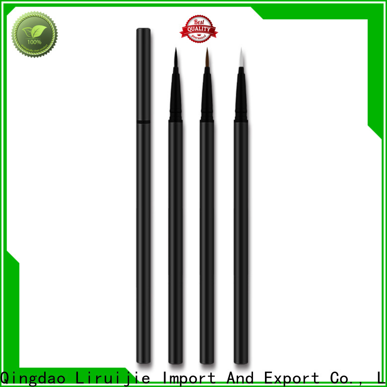 Liruijie most maroon liquid eyeliner manufacturers for round eyes