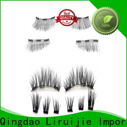 Liruijie eyelash lounge for business for Asian eyes
