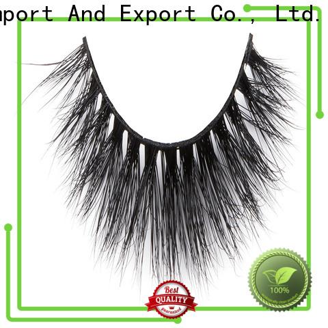 Liruijie dramatic luxury lashes mink eyelashes for business for sensitive eyes