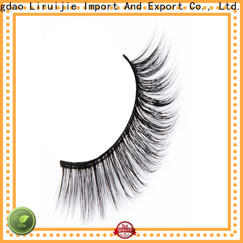 Wholesale good false eyelashes thick for business for beginners