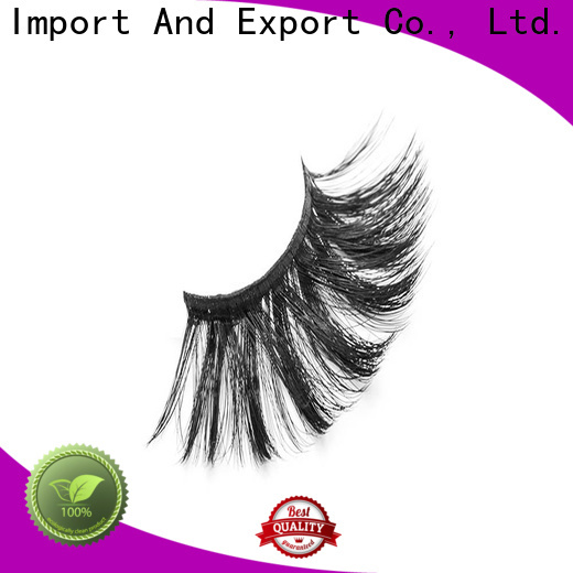 Best synthetic magnetic eyelashes yh suppliers for Asian eyes