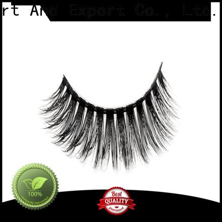 Liruijie synthetic good false eyelashes manufacturers for Asian eyes