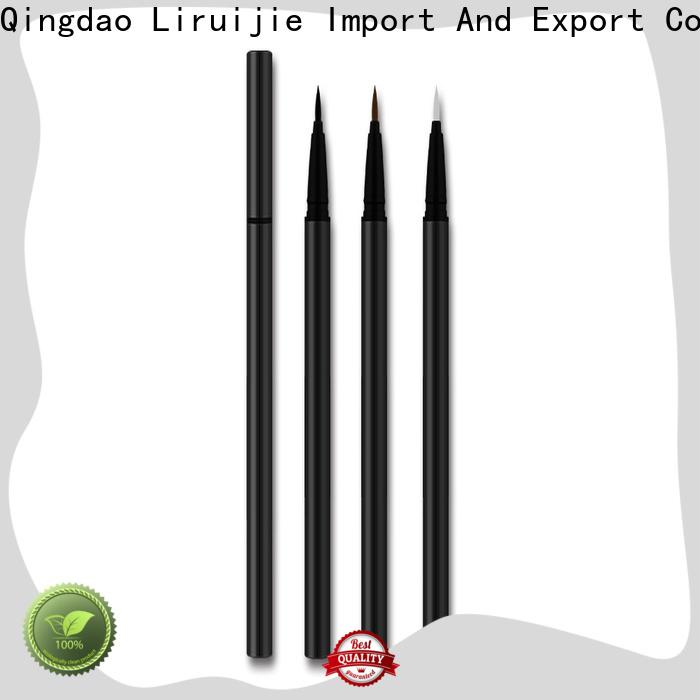 Liruijie pen waterproof matte liquid eyeliner suppliers for round eyes