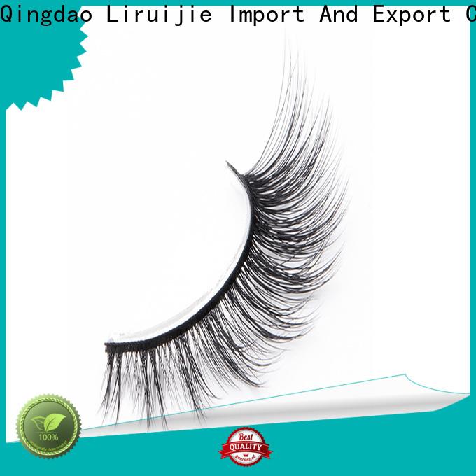 Liruijie New good cheap eyelashes manufacturers for beginners