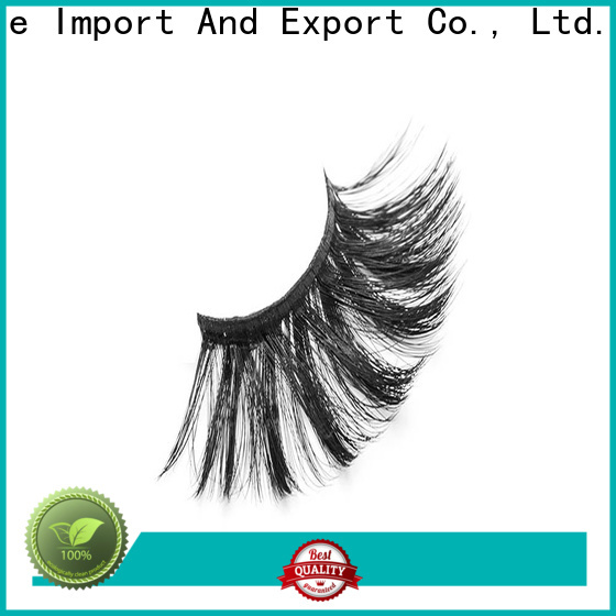 Best false eyelashes wholesale 3d manufacturers for round eyes