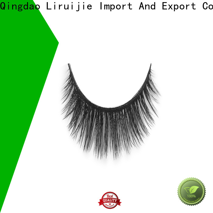 Liruijie Custom synthetic lashes for business for Asian eyes