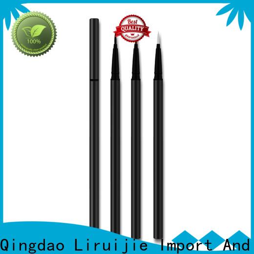 Liruijie Custom top felt tip eyeliner factory for sensitive eyes