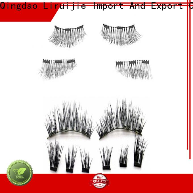 Liruijie Custom eyelash beauty factory for small eyes