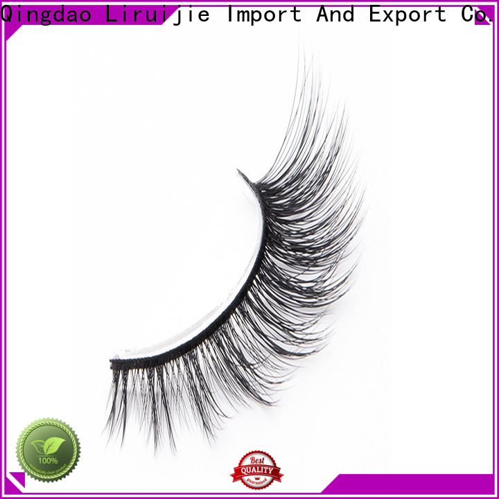 Liruijie Custom individual eyelashes wholesale factory for almond eyes