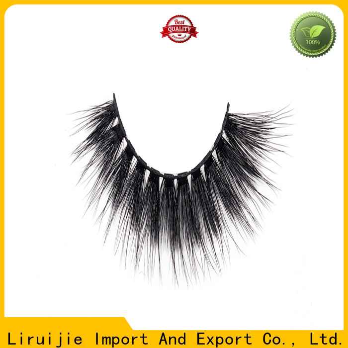 Liruijie eyelashes synthetic eyelashes manufacturers suppliers for beginners