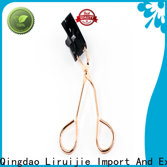 Liruijie New japonesque heated eyelash curler suppliers for small eyes