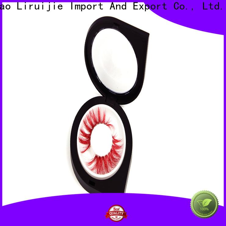 Custom strip lashes wholesale magnetic supply for mink eyelashes