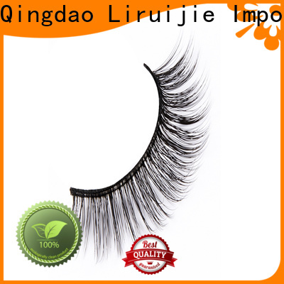 Liruijie flower synthetic lashes for business for beginners