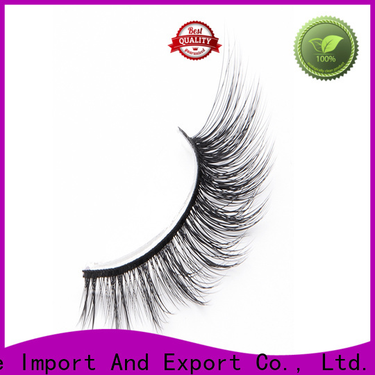 Liruijie Custom synthetic lashes suppliers for almond eyes