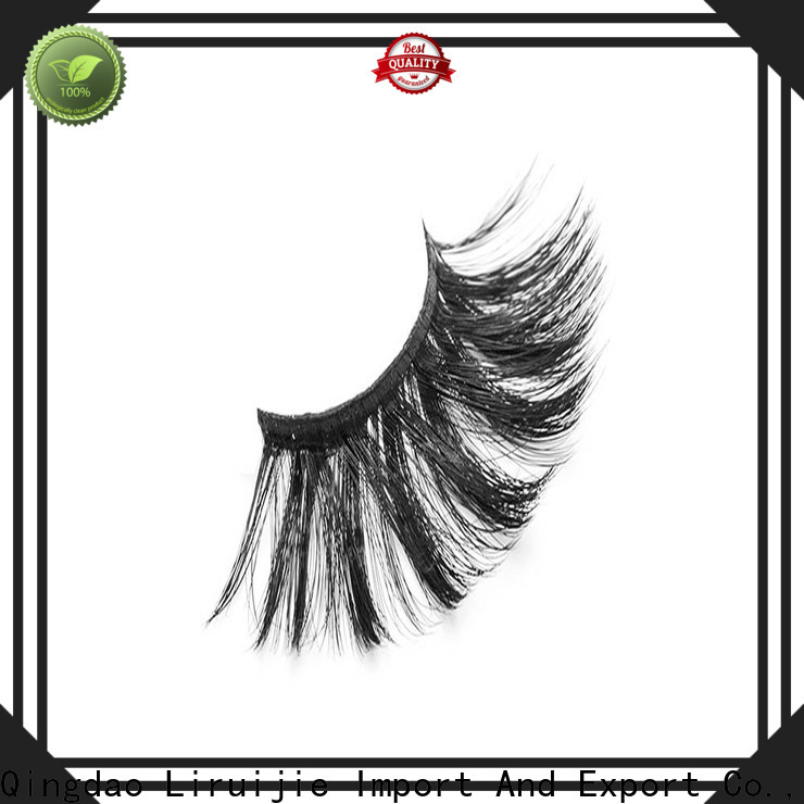 Liruijie High-quality fake eyelashes wholesale suppliers for round eyes