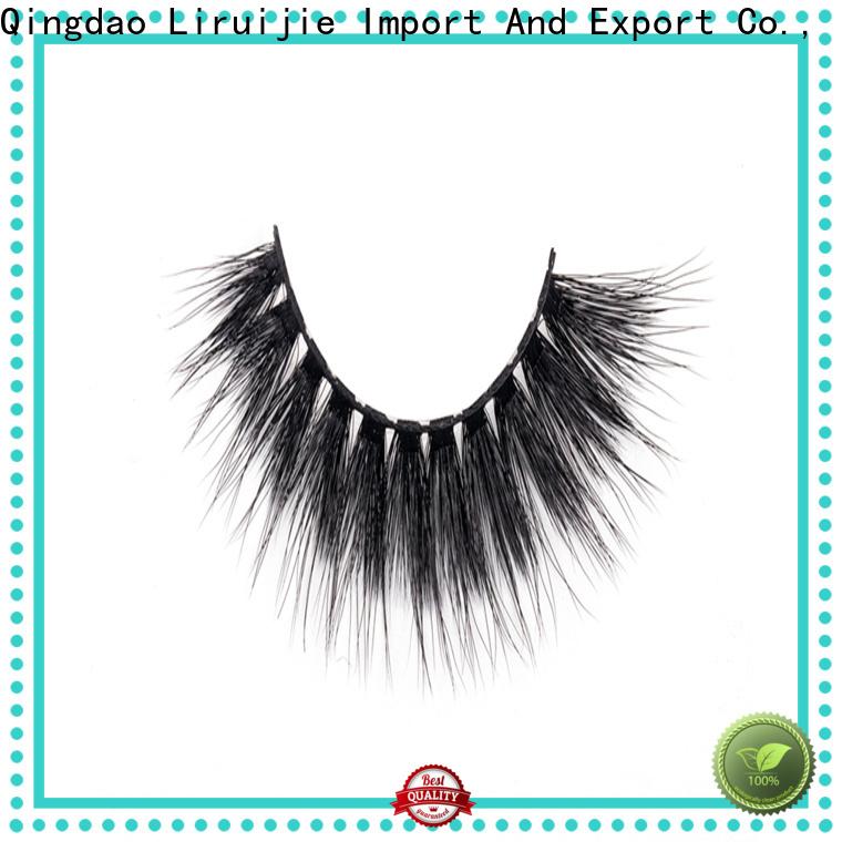 Liruijie Latest false eyelashes wholesale supply for beginners