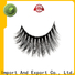 Wholesale synthetic eyelash suppliers eyelash factory for almond eyes