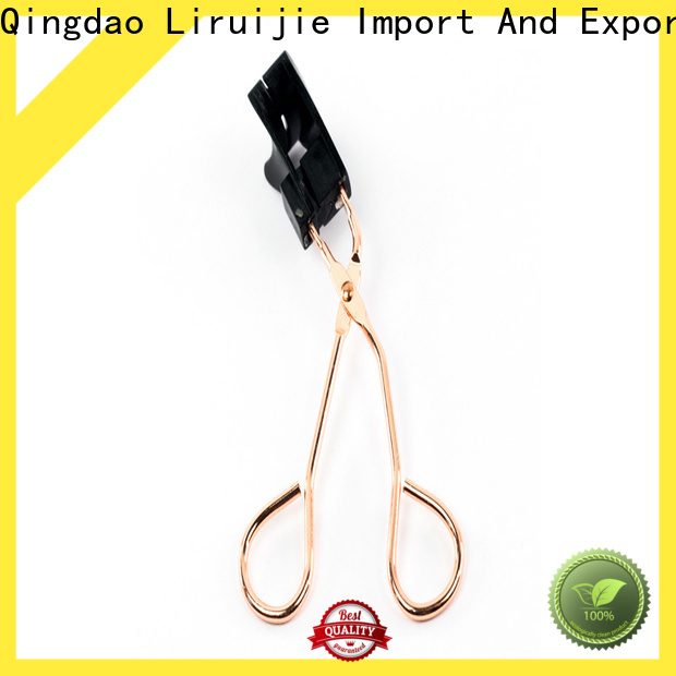 Liruijie individual heated mini lash curler manufacturers for asian eyes