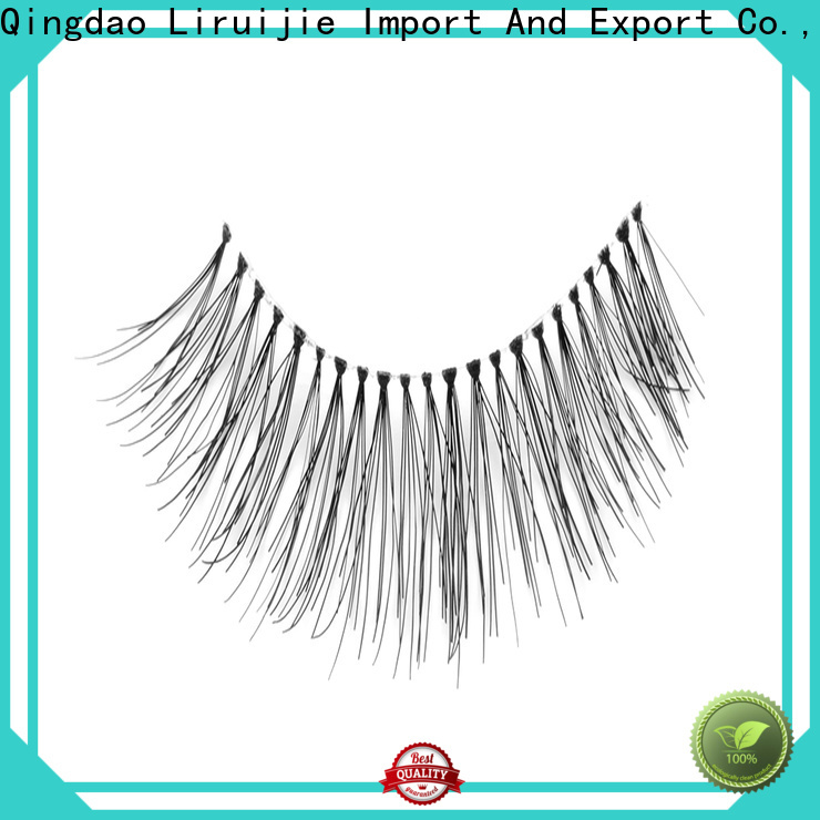 Liruijie Latest blink lashes wholesale suppliers for almond eyes