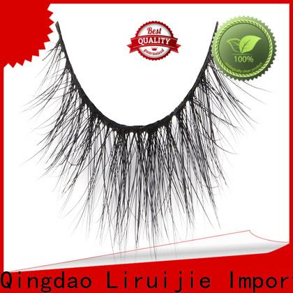 Liruijie Top real mink lash extensions manufacturers for extensions