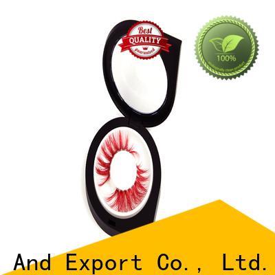 Liruijie Latest wholesale eyelashes private label company for mink eyelashes