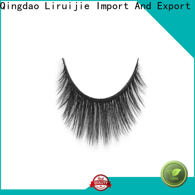 Liruijie thick wholesale lash supplies manufacturers for round eyes