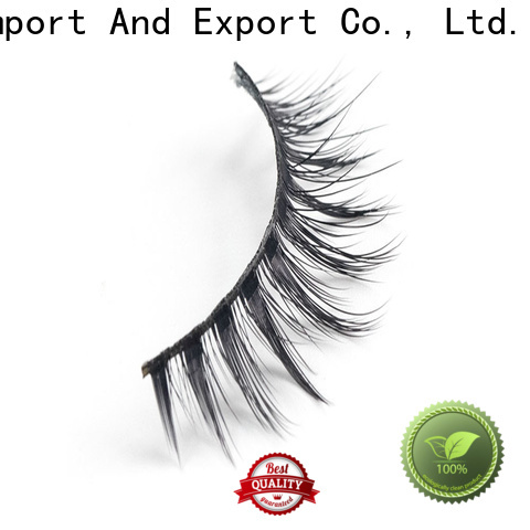 High-quality synthetic eyelashes manufacturers eyelash company for beginners