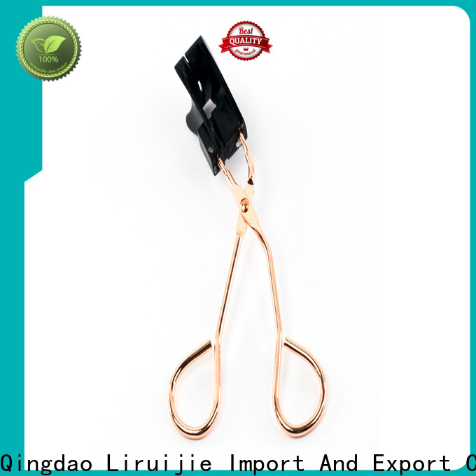 Liruijie Latest professional heated eyelash curler factory for asian eyes