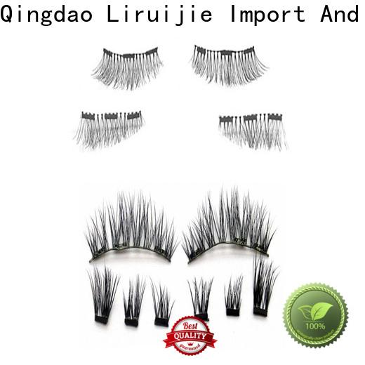 Wholesale false eyelashes for sale manufacturers for almond eyes
