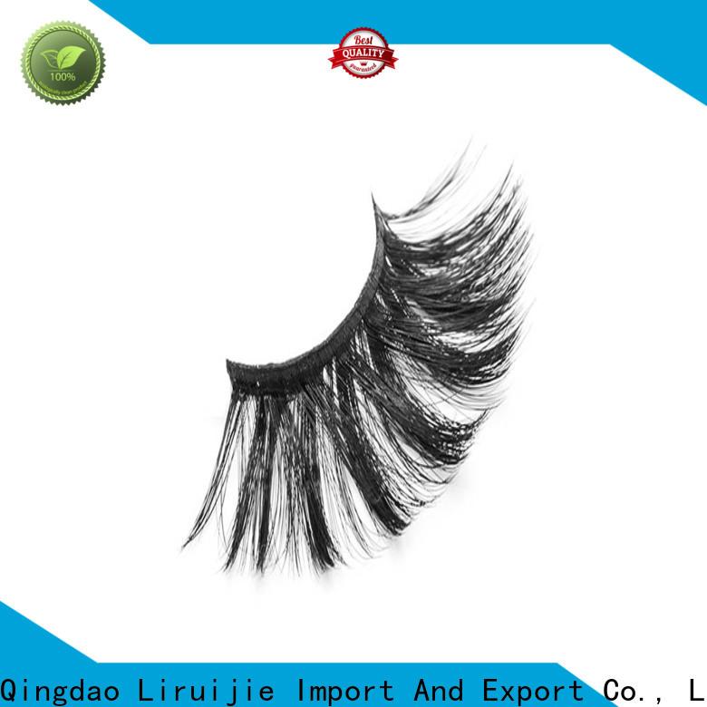 Liruijie costeffective individual eyelashes wholesale suppliers for Asian eyes
