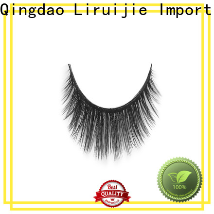 Liruijie Best synthetic magnetic eyelashes for business for beginners
