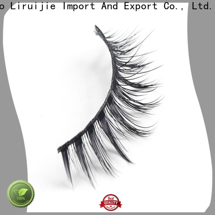 Liruijie New good cheap eyelashes manufacturers for almond eyes