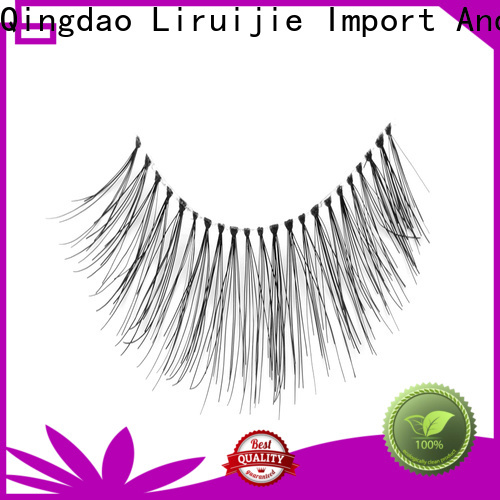 Liruijie Wholesale mink lash extension supplies for business for round eyes