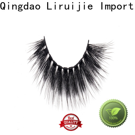 Latest 3d synthetic lashes lashes manufacturers for almond eyes