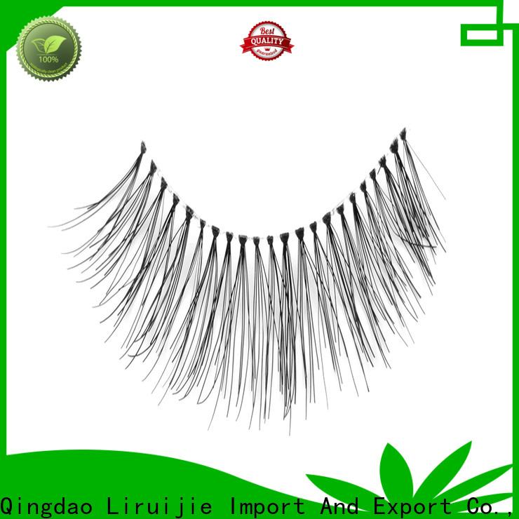 Best face eyelashes factory for almond eyes