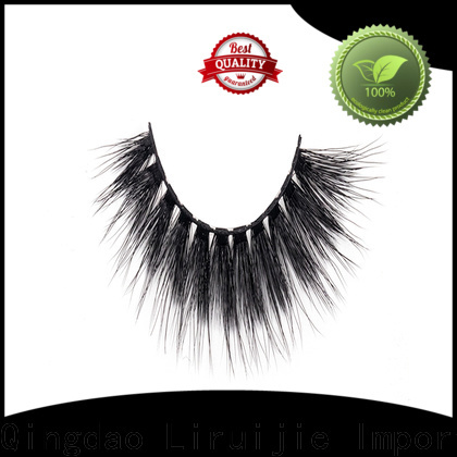 Liruijie Best synthetic eyelashes manufacturers factory for beginners