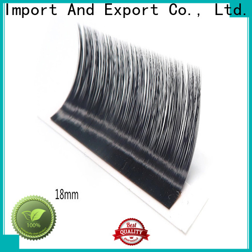 Liruijie Wholesale private label eyelash extension products factory for straight lashes