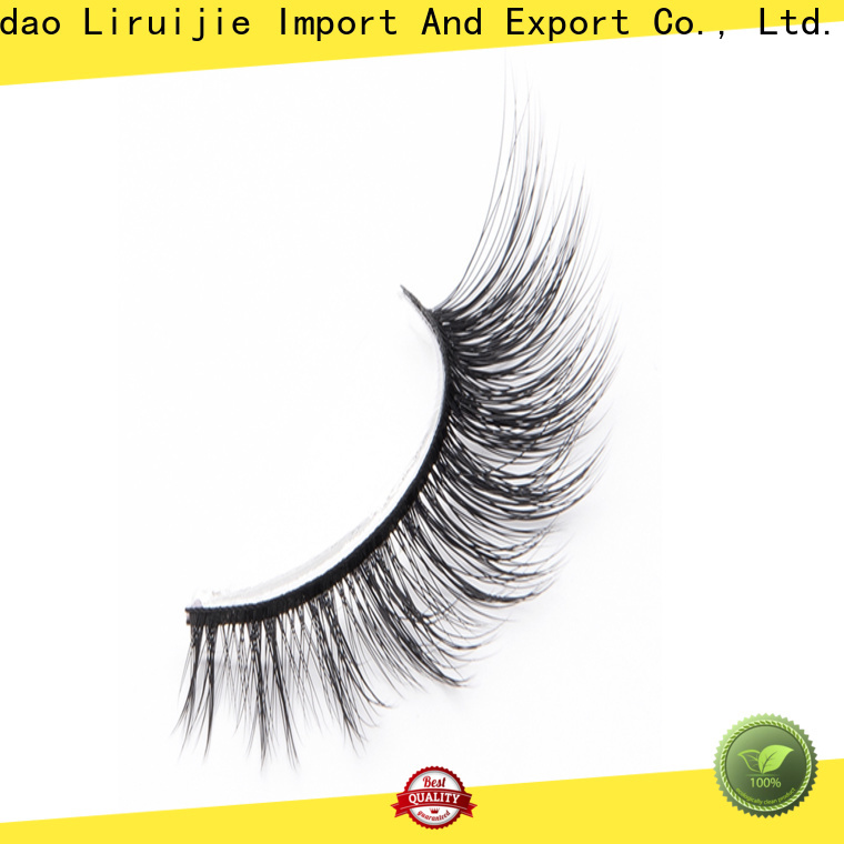 Top synthetic mink eyelashes eyelash for business for Asian eyes
