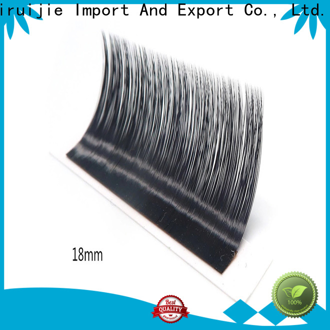 Liruijie extensions buy mink eyelash extensions company for straight lashes