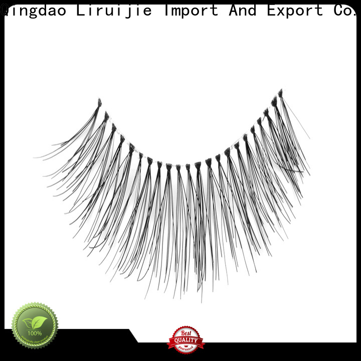 Liruijie Wholesale creme eyelashes wholesale suppliers for small eyes