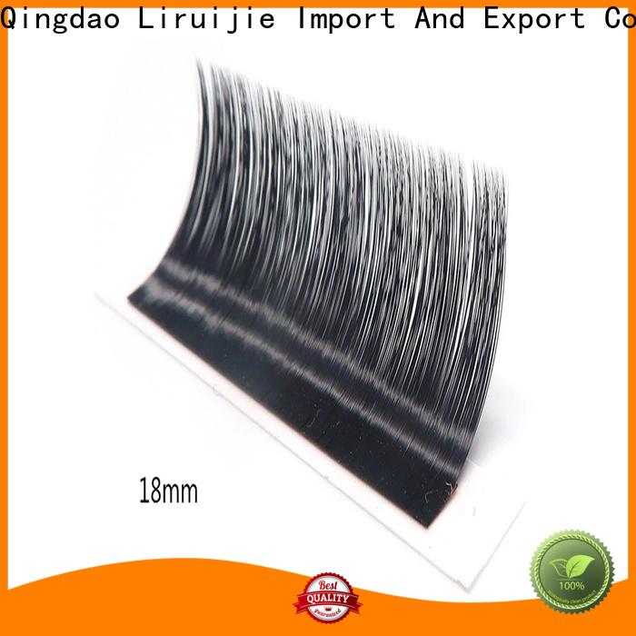 Liruijie Custom eyelash extension adhesive supply for round eyes