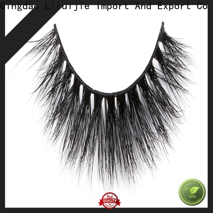 Liruijie New mink lashes kit wholesale suppliers for small eyes