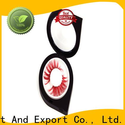 Liruijie Top diy eyelash case suppliers for mink eyelashes