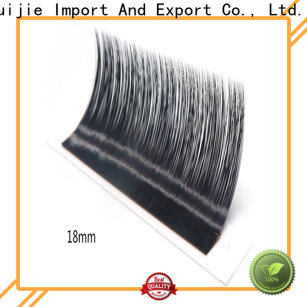 Liruijie New eyelash wholesale distributor suppliers for straight lashes