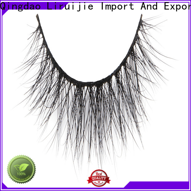 Latest natural mink individual lashes series suppliers for small eyes