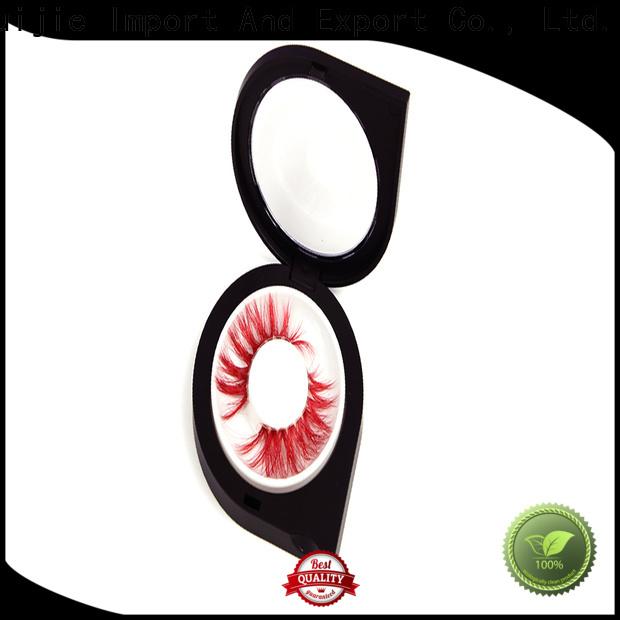 Liruijie mink wholesale false eyelashes supplier suppliers for fake eyelash
