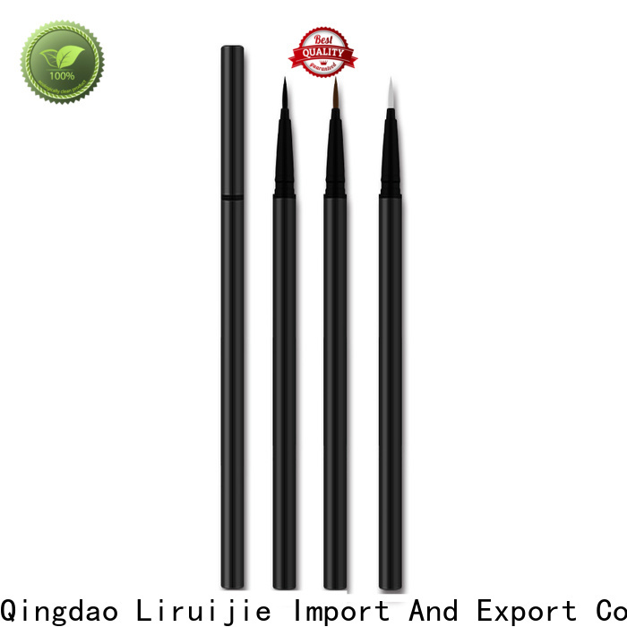 Liruijie pen dark purple liquid eyeliner suppliers for round eyes