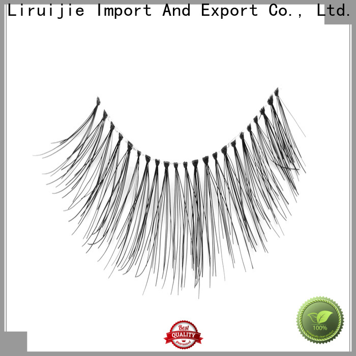 Liruijie eyelash extensions products suppliers manufacturers for round eyes