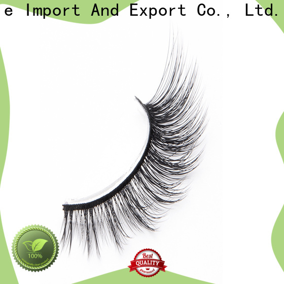 Liruijie thick eyelashes supplier manufacturers for round eyes
