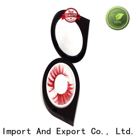 Liruijie packaging custom eyelash cases manufacturers for mink eyelashes